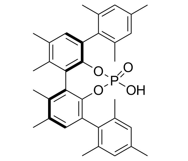 (6R)-4,8-Bis(2,4,6-trimethylphenyl)-6-hydroxy-1,2,10,11-tetramethyl-6-oxide-dibenzo[d,f][1,3,2]dioxaphosphepin