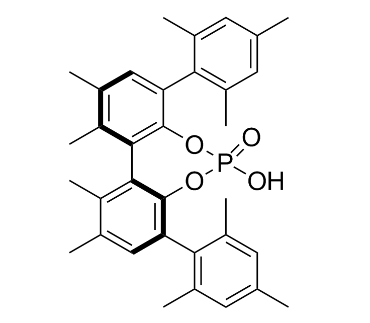 (6S)-4,8-Bis(2,4,6-trimethylphenyl)-6-hydroxy-1,2,10,11-tetramethyl-6-oxide-dibenzo[d,f][1,3,2]dioxaphosphepin