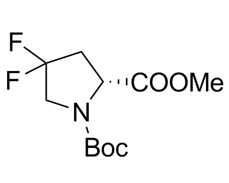 N-Boc-4,4-difluoro-D-proline Methyl Ester