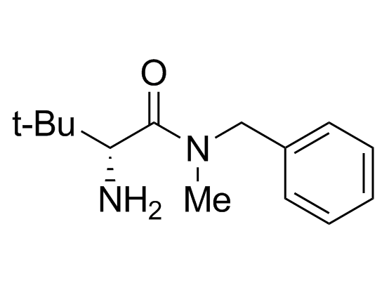 (2R)-2-Amino-N,3,3-trimethyl-N-(phenylmethyl)butanamide