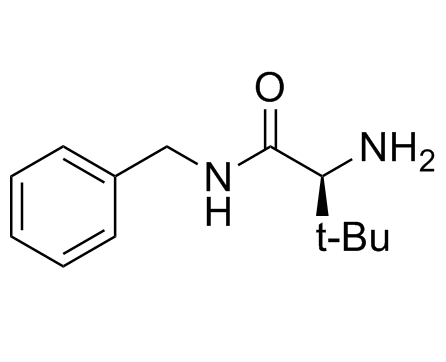 (2S)-2-Amino-3,3-dimethyl-N-(phenylmethyl)butanamide