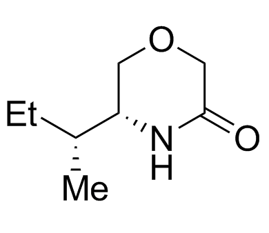 (5S)-5-[(1S)-1-Methylpropyl]-3-morpholinone