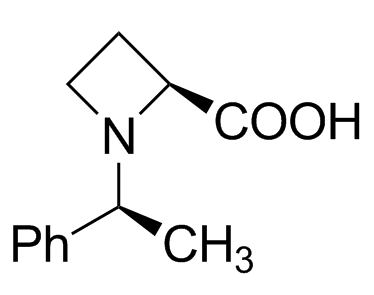 (2S)-1-[(1S)-1-Phenylethyl]-2-azetidinecarboxylic Acid